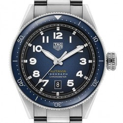 TAG Heuer Autavia Isograph Automatic Homme 42mm Replica WBE5112.EB0173