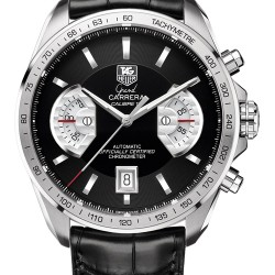 TAG Heuer Grand Carrera Watch Replica CAV511A.FC6225